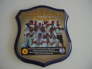 RDCA Chandler Premiers 2006/07