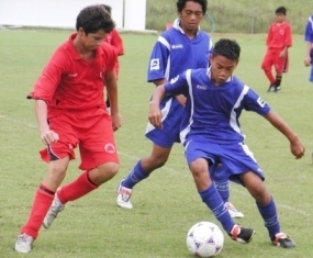 U15 Boys in CIFA National Tournament: Pics courtesy of CI News