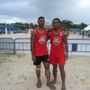 Triumphant Tonga Mens Team
