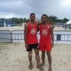 Triumphant Tonga Mens Team