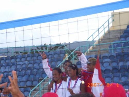 Tahiti Mens and Womens Team