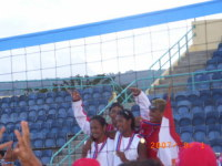 Tahiti Mens and Womens Team