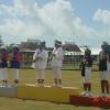 Womens Pairs Medal Winners