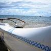 V6 Canoe at Mulifanoua Reserve