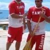 Pubois Taaroa of Tahiti