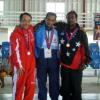 Mohammed Ramzan, Fiji (Gold); Jean-Paul Soenarman-Abdallah, Tahiti (Silver); Kelly Hendry, PNG (Bronze)