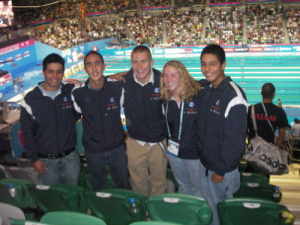 XII FINA World Championships in Melbourne