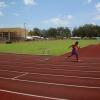 400H first barrier in Saipan