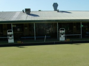 Moura Bowls Club.