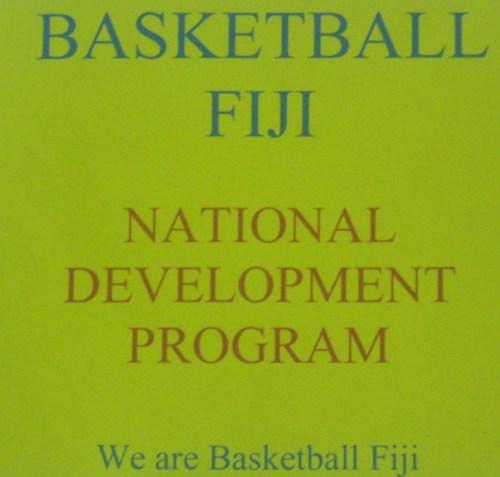 BASKETBALL FIJI NAMES 2009 NDP SENIOR SQUADS - Fiji Amateur