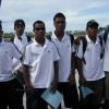 Kiribati team - going where  ?