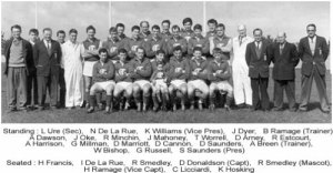 Seniors - 1965 Premiers