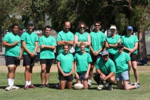Shepparton Mixed team