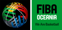 FIBA Oceania Logo