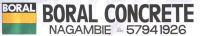 Boral Concrete Nagambie