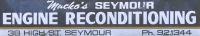 Mucko's Seymour Engine Reconditioning