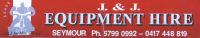 J & J Equipment Hire