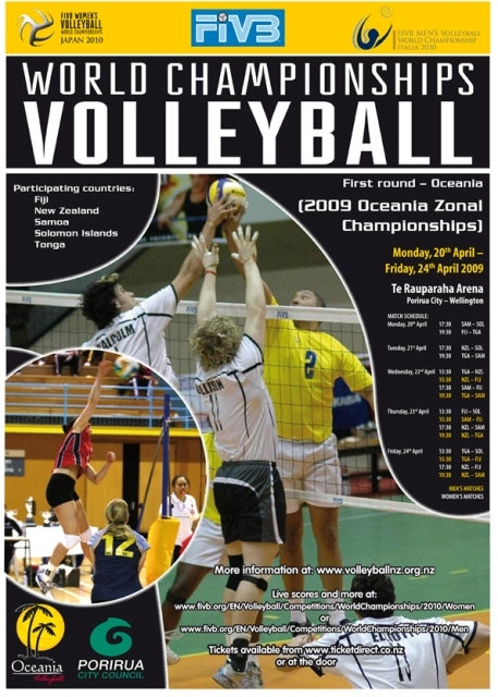 Download International Volleyball 2009 Full Version