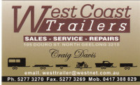 West Coast Trailers