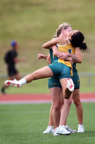 Australia Wins The Trans Tasman Series