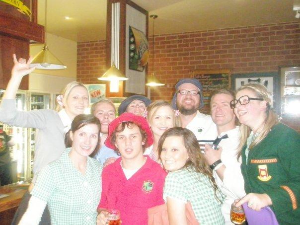 Social events for season 2010 - Newbridge Football Club