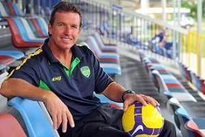 Mick Tonner Coach 2010