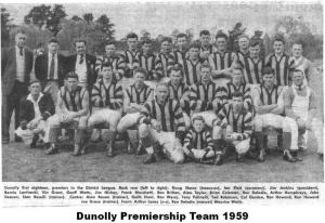 1959 Premiership Team