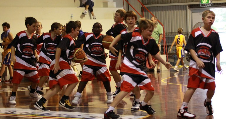 show off their skills this weekend, when the Mackay Basketball Multi ...