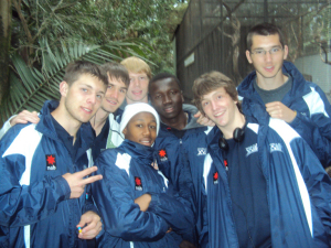 World Team in Australia