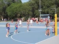 Saturday Netball Competition