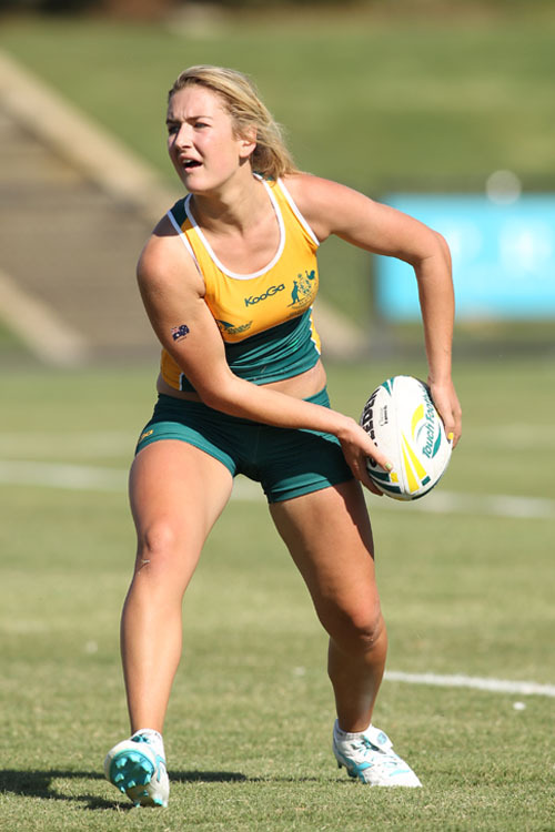 hot nz girls sports