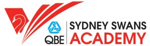 Swans Academy Logo