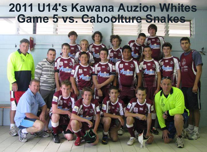 caboolture Rugby-Liga