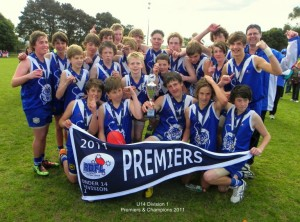 U14 Div 1