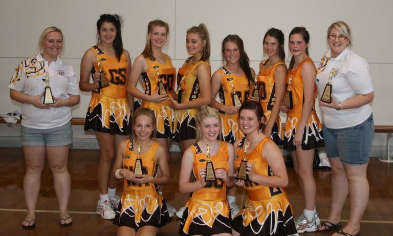 15U Team 3 Premiers Spring 2011 - Lilydale and Yarra Valley