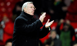 All our coaches are Alex Ferguson's