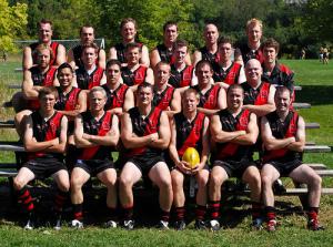 Team Photo, 2009