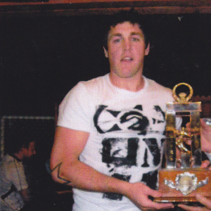 Lance McEwen - Player of the Year 2011