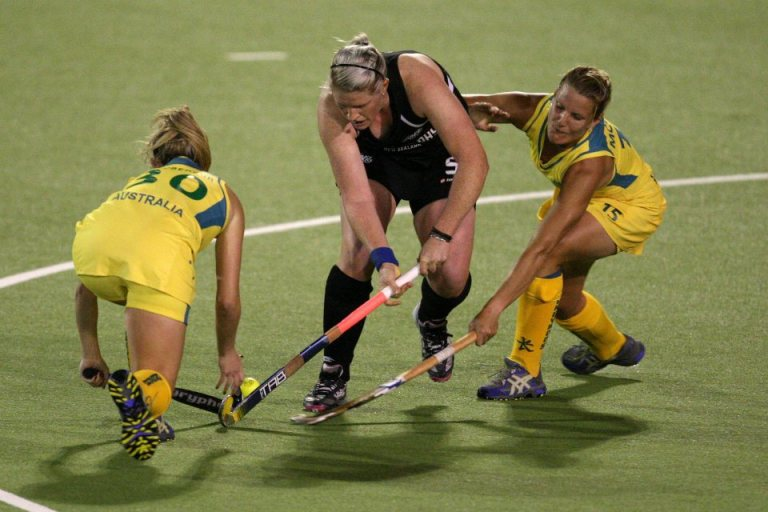 NZ AND AUS THROUGH TO FOUR NATIONS FINAL - Oceania Hockey