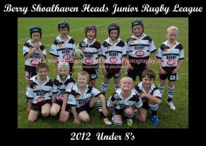 Professional Team Photos 2012 Berry Shoalhaven Heads