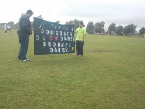 Bronny's Banner