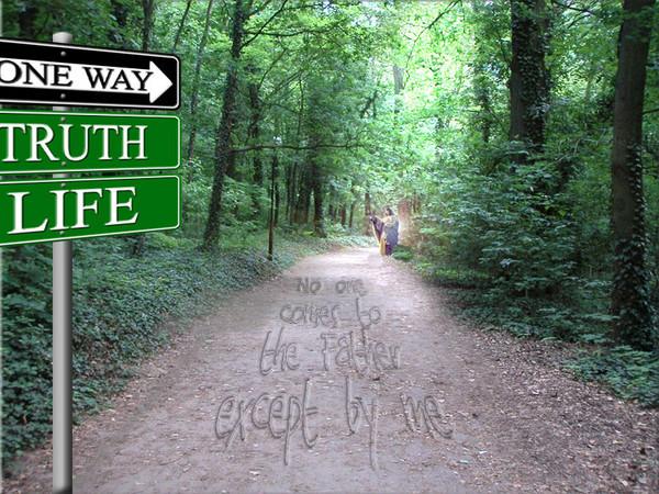 I AM the Way, the Truth and the Life - Sanctuary - Mornington ...