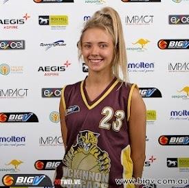 23 Renee Kelly - McKinnon Basketball Association - SportsTG