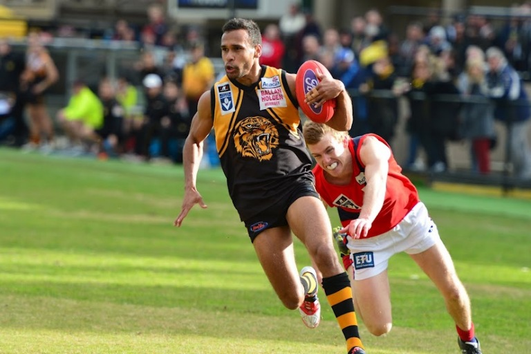 Werribee take the points over Coburg  - Werribee Football