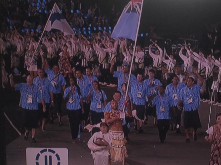 Le isole Fiji alle Olimpiadi di Londra 2012