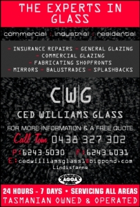 CED Williams Glass