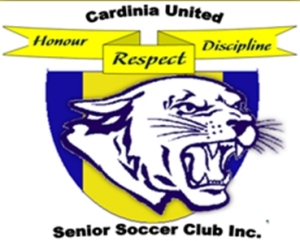 Cardinia United Senior Soccer Club Logo