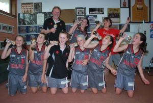 U14 Girls Horsham