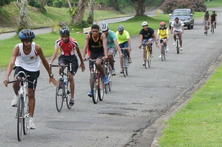 28nov12 Uci Level 1 Coaches Certification Program Fiji Triathlon