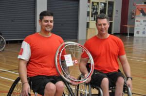 Corporate chair massage flyer - Corporate Challenge Roller Blaze Wheel Chair Basketball